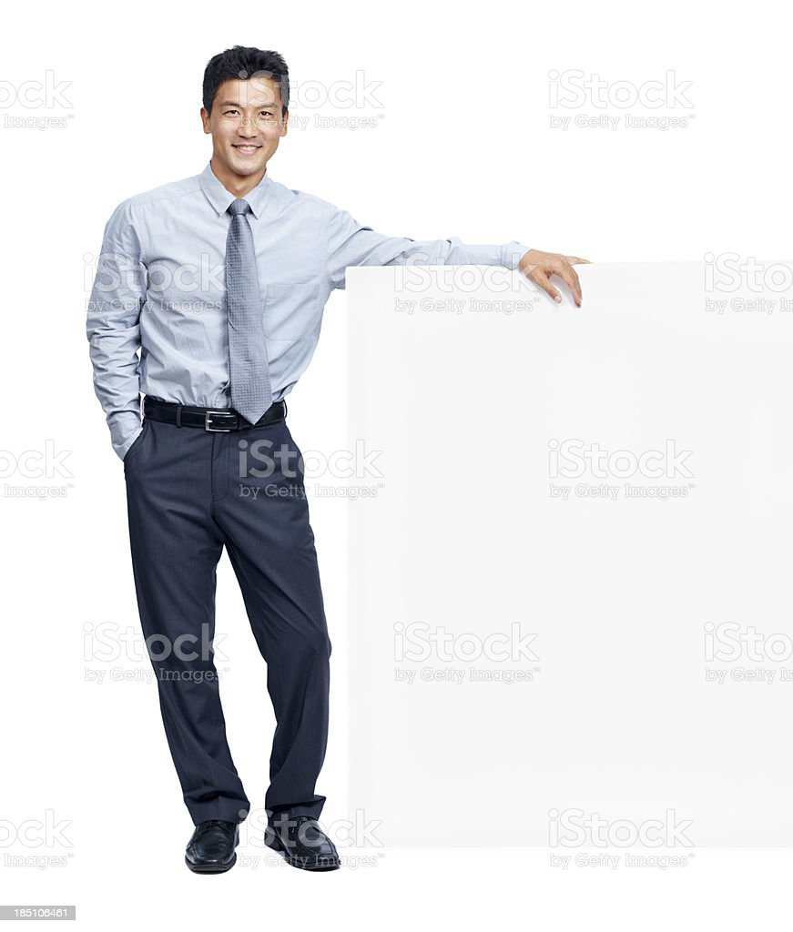 I'll be good company for your message royalty-free stock photo