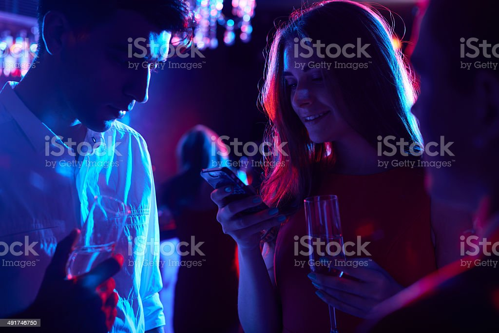 I'€™ll call you stock photo