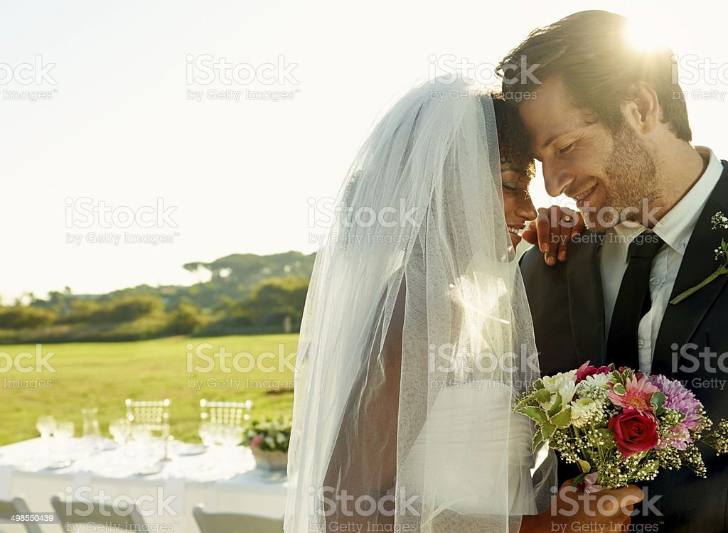 I'll love you always forever stock photo