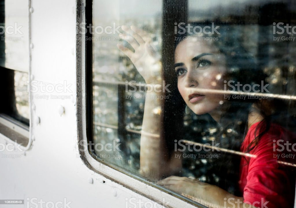 I'll Miss You royalty-free stock photo