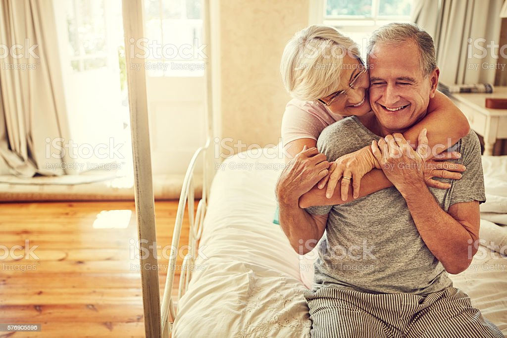 I'll never let you go stock photo
