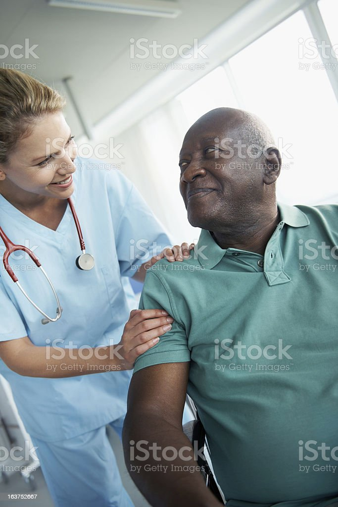 I'll take care of everything royalty-free stock photo