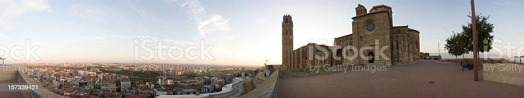 Lleida XXL stock photo