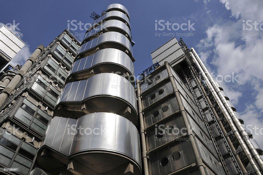 Lloyds Building stock photo