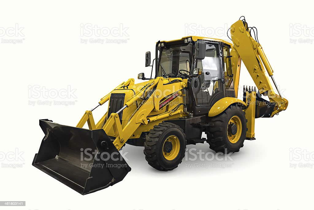 Loader royalty-free stock photo
