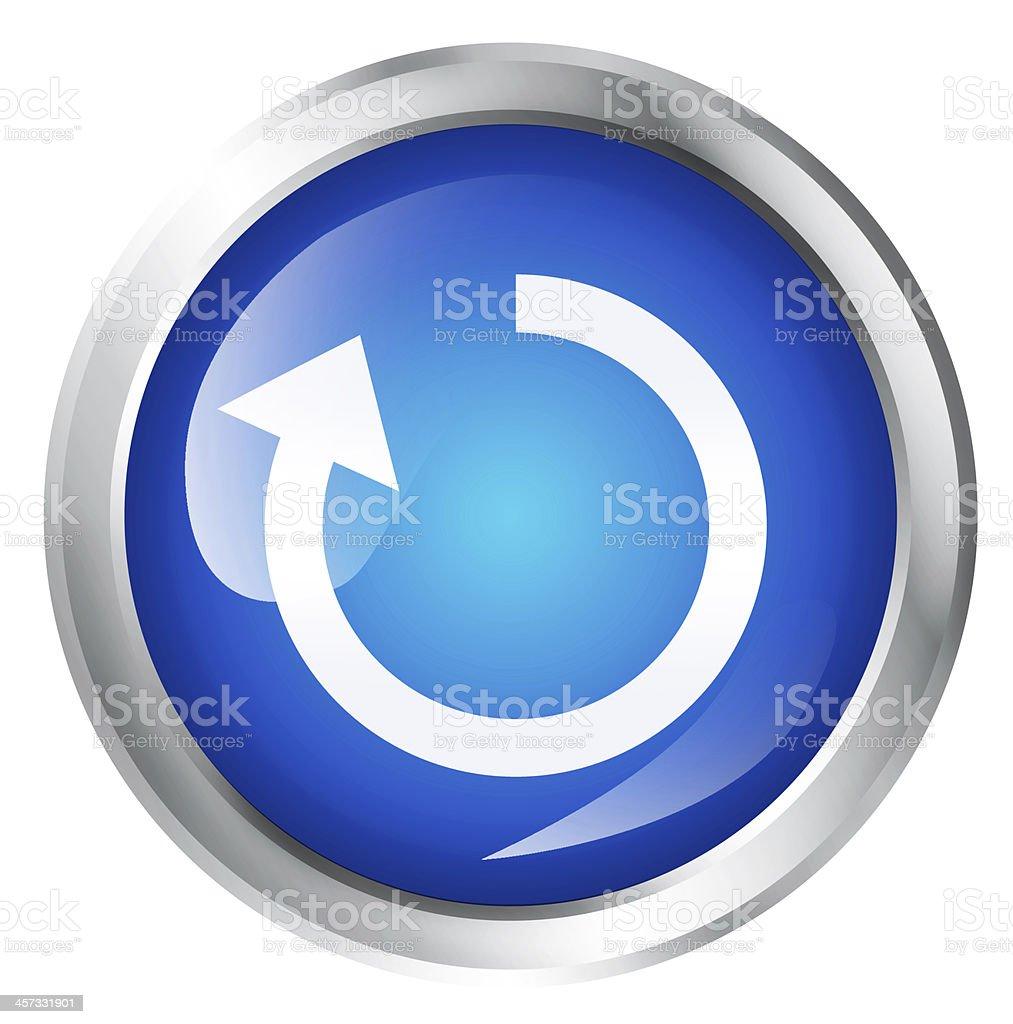 Loading Icon stock photo