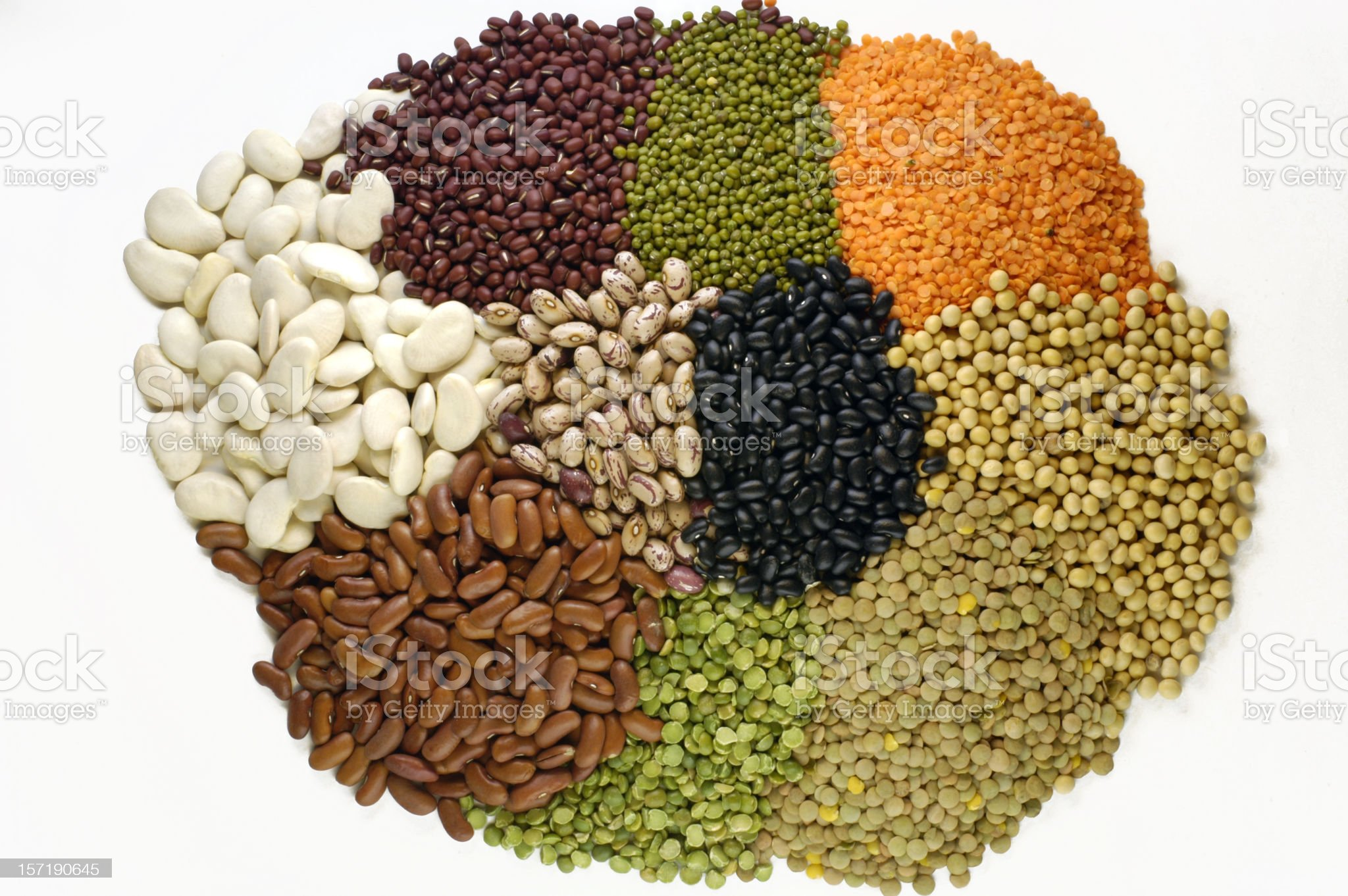 loads of pulses royalty-free stock photo