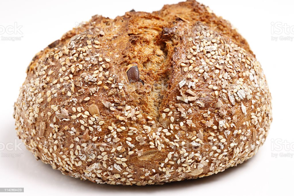 Loaf of Bread (Shallow DOF) royalty-free stock photo