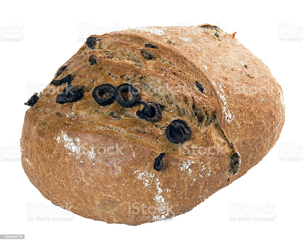 Loaf of bread royalty-free stock photo