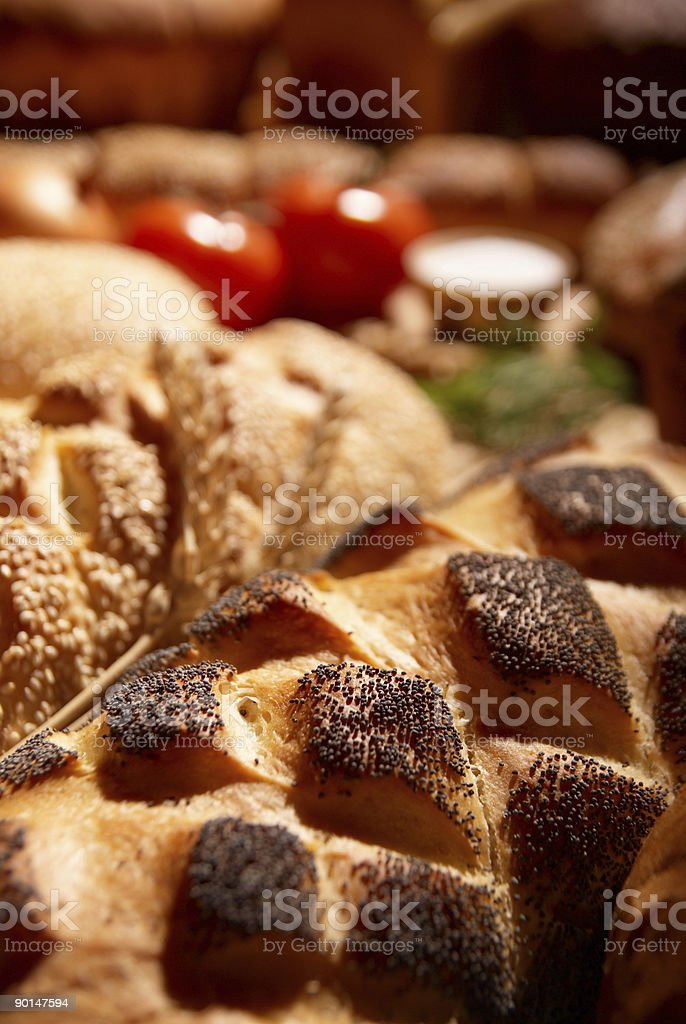 loaf royalty-free stock photo