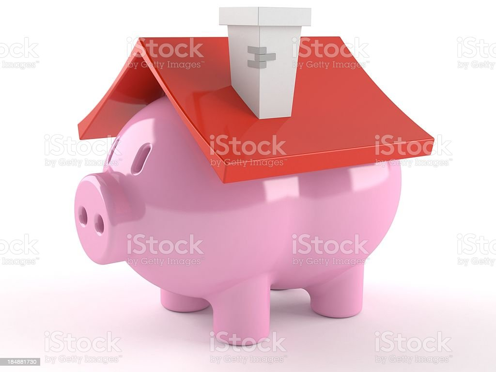 Loan royalty-free stock photo