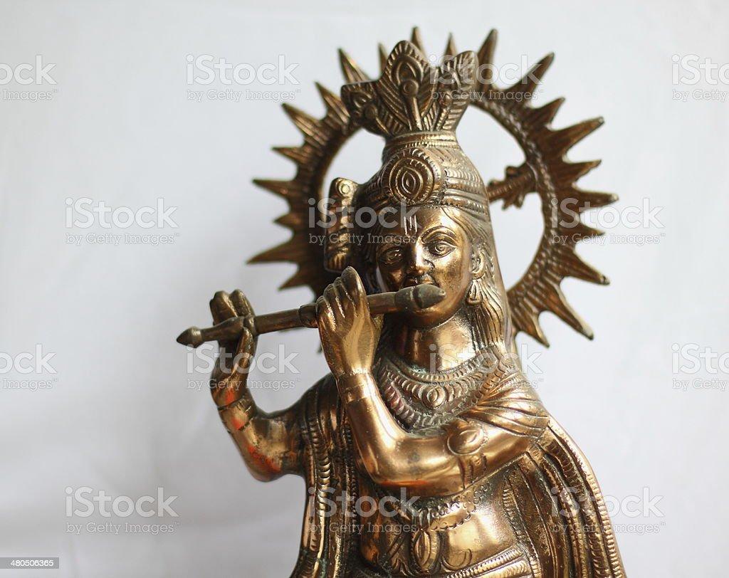 Loard Krishna stock photo