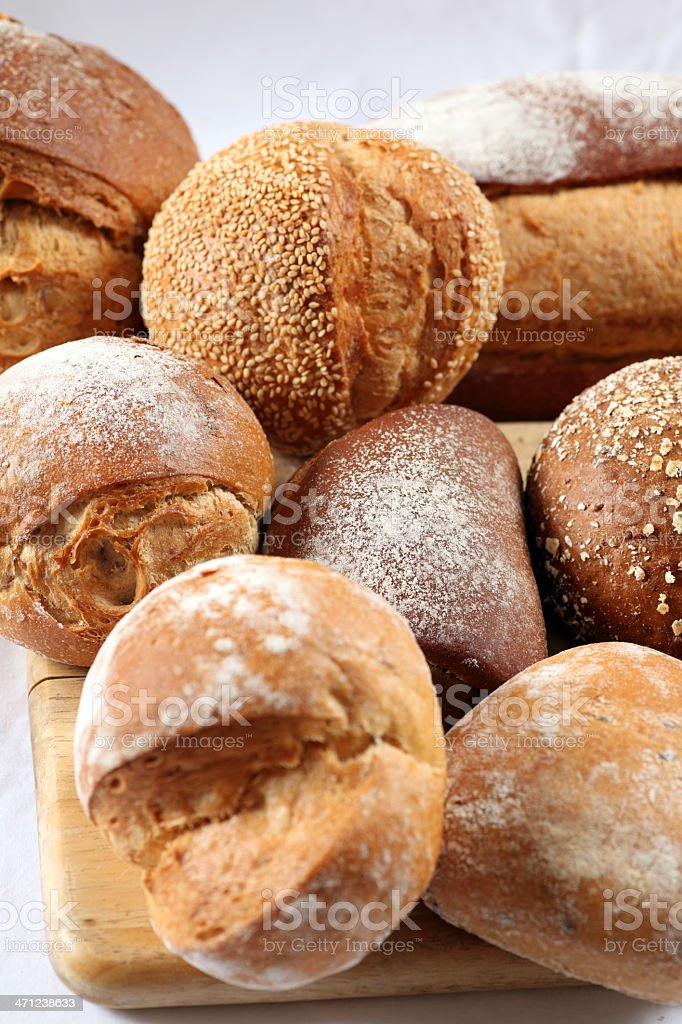 Loaves royalty-free stock photo