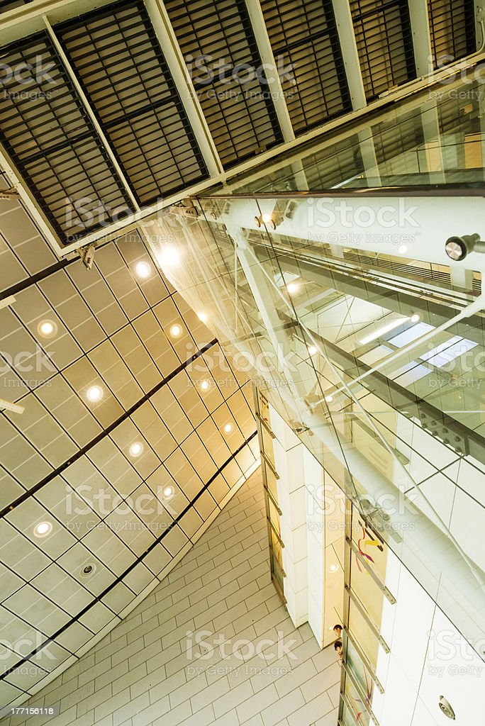 Lobby Top royalty-free stock photo