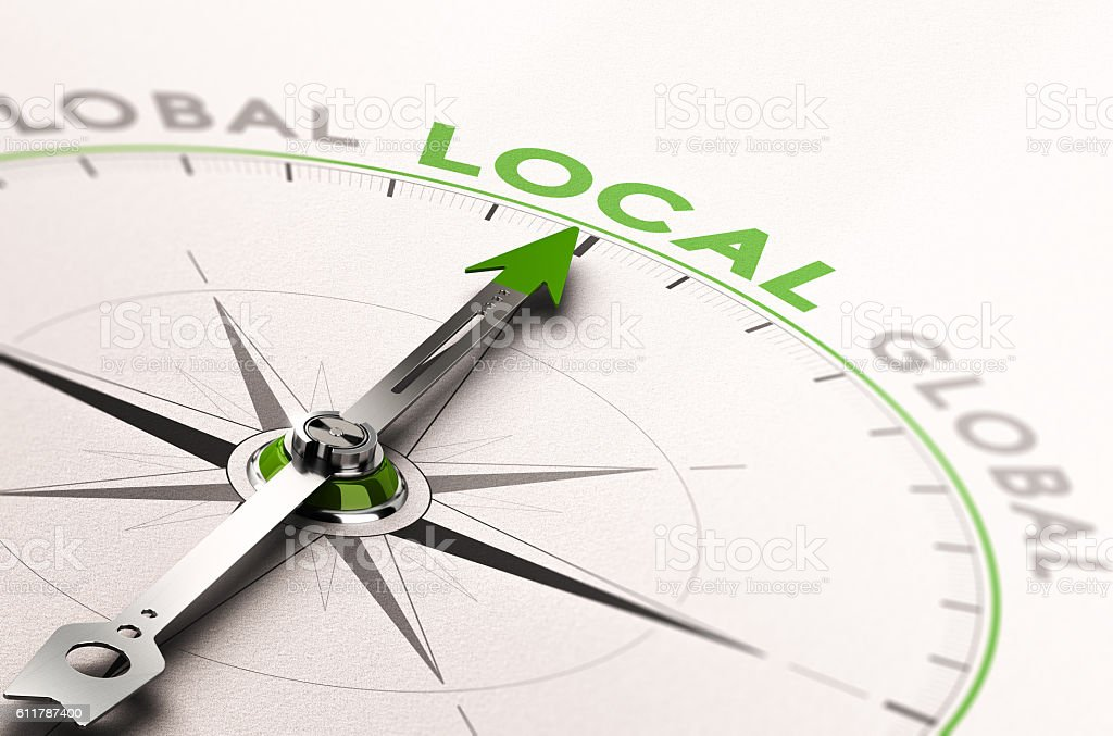 Local Business or Service stock photo