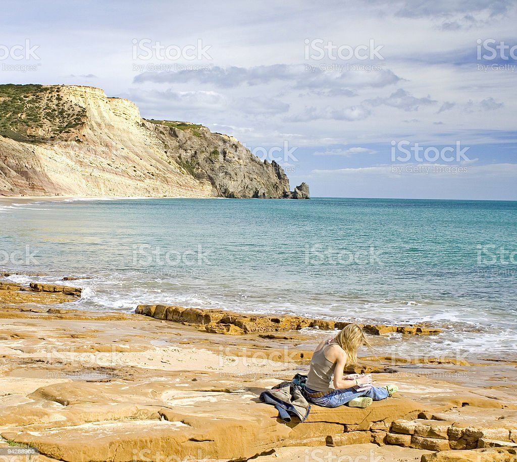 location for thoughts royalty-free stock photo
