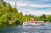 Loch Katrine Steamship