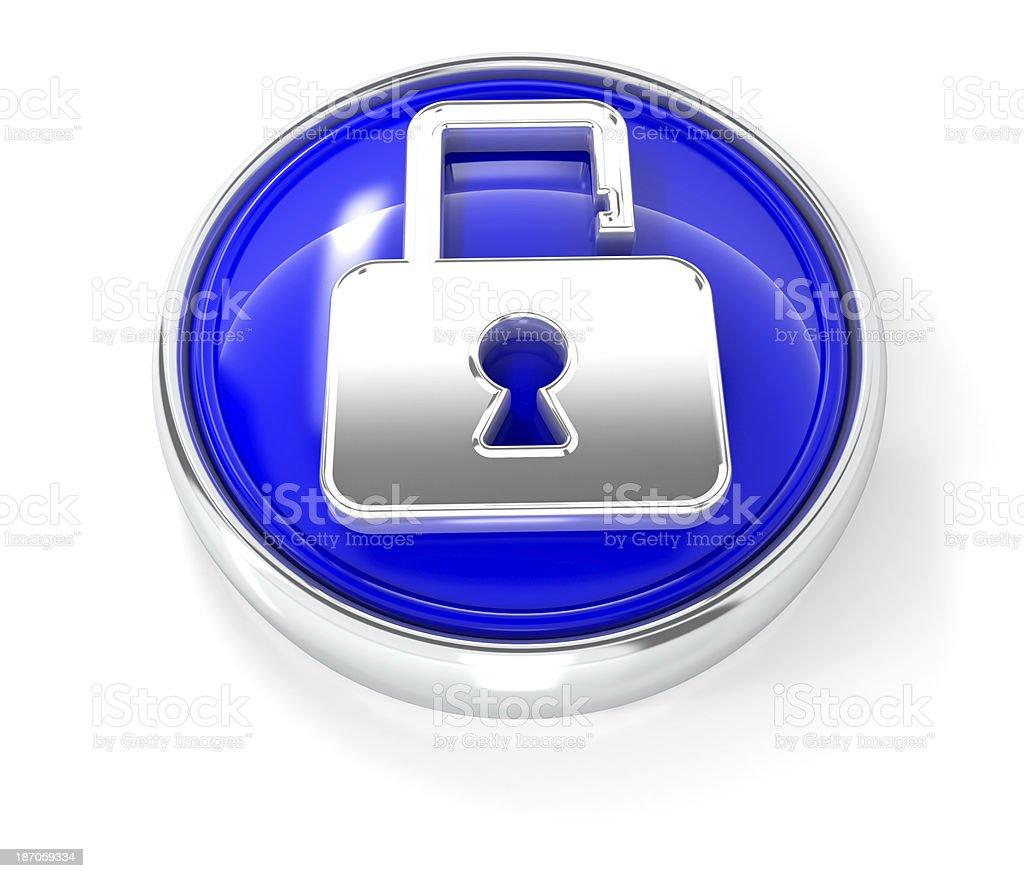 lock icon royalty-free stock photo