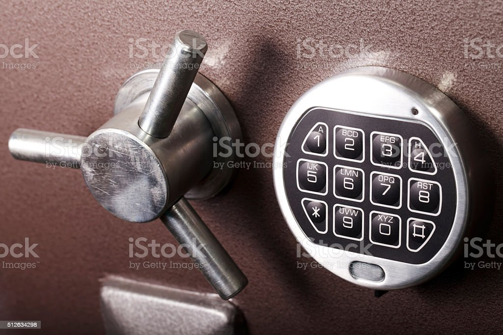 lock, safe, bank, protection, security stock photo
