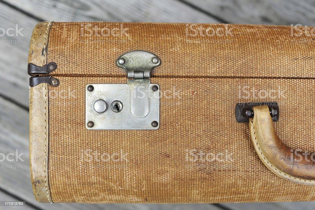 Locked Latch stock photo
