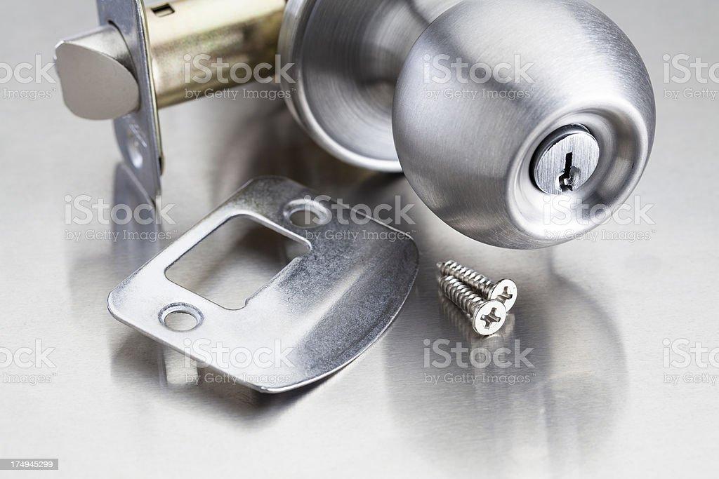 Locksmith stock photo