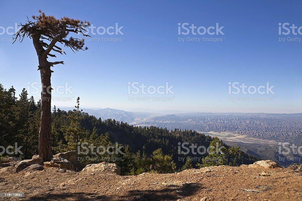 Lockwood Valley stock photo