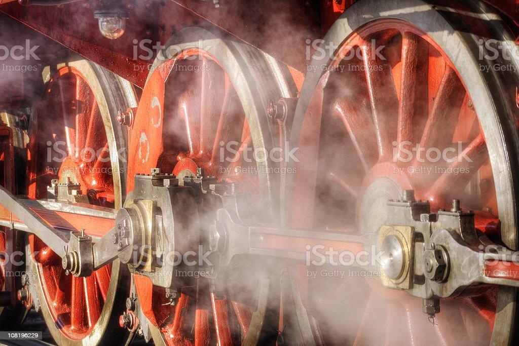 Locomotion stock photo