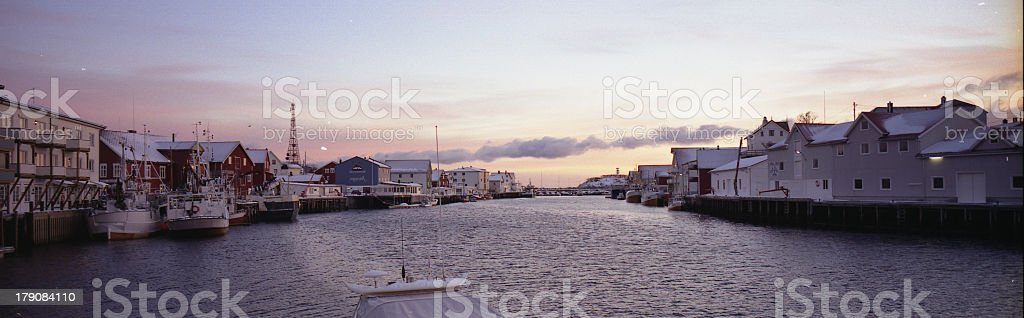 lofoten islands at winter_06 royalty-free stock photo