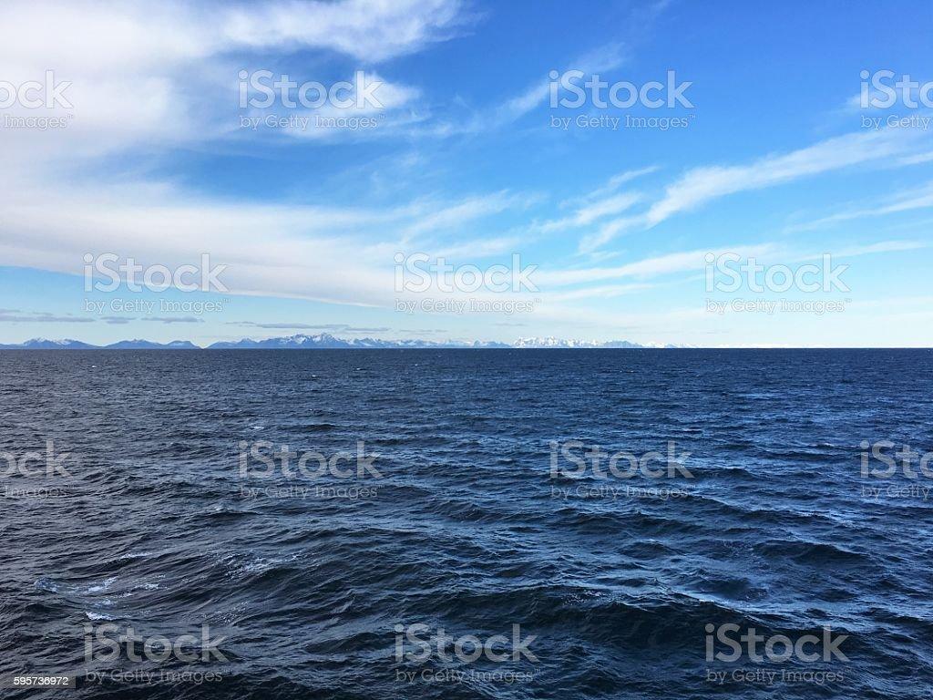 Îles Lofoten photo libre de droits