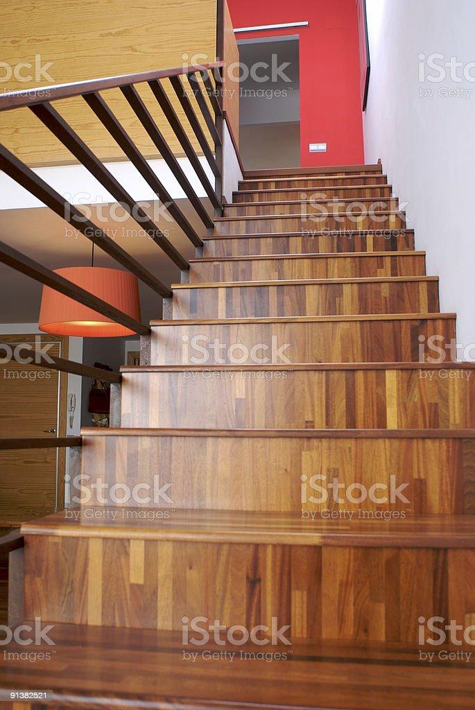 Loft royalty-free stock photo