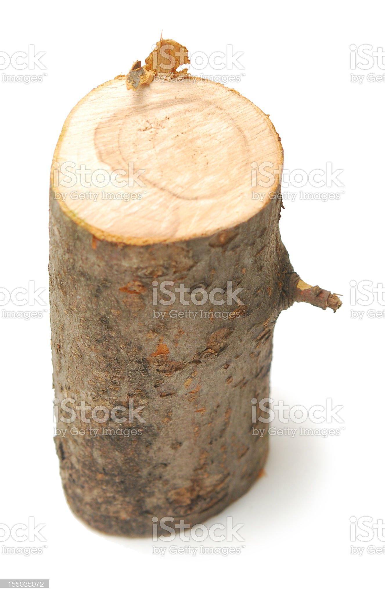 log royalty-free stock photo