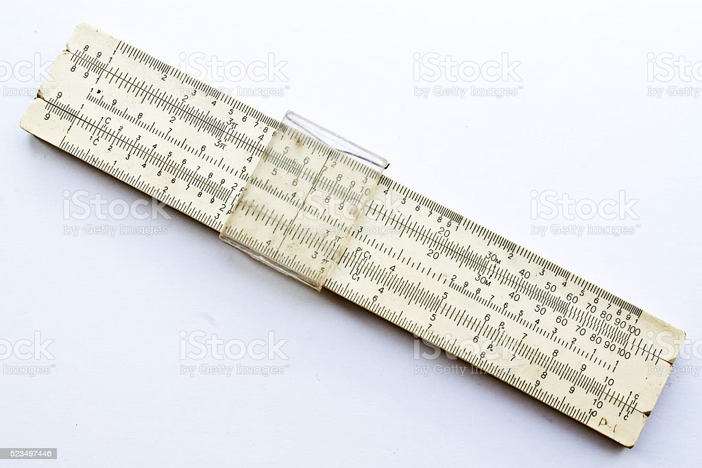 logarithmically line stock photo