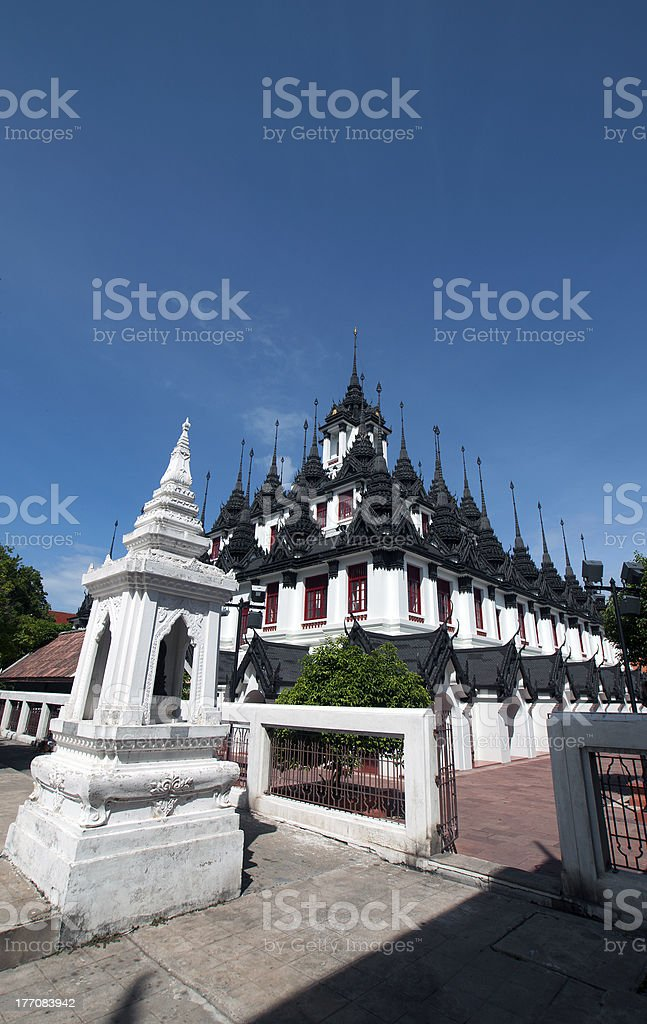 Loha prasat royalty-free stock photo