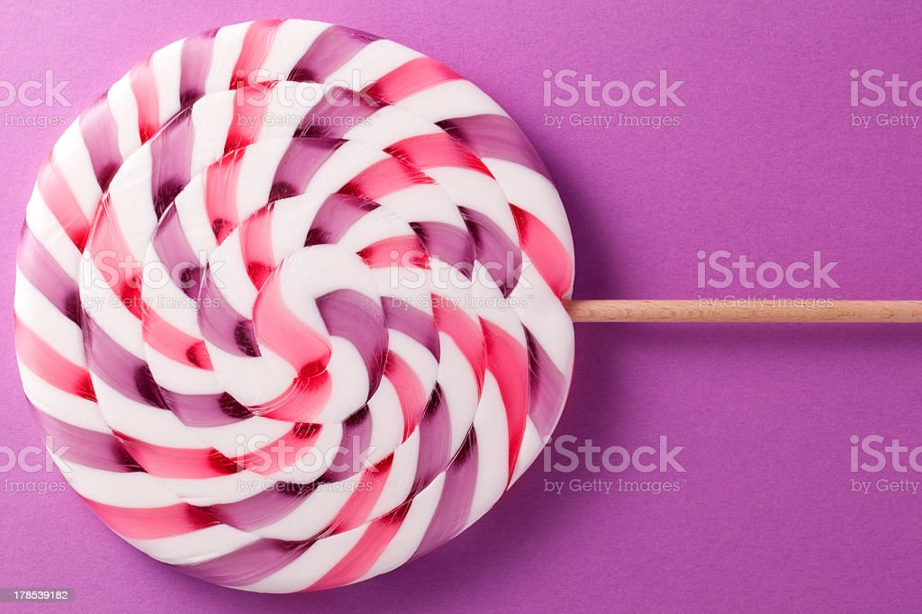 Lollipop royalty-free stock photo