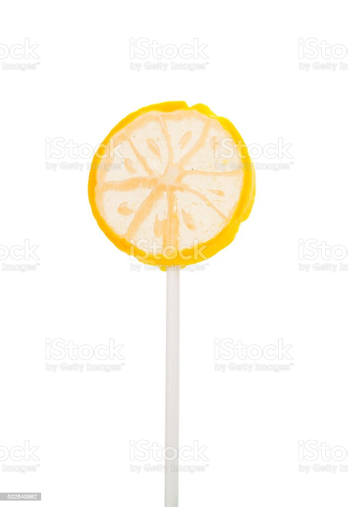 lollipop stock photo