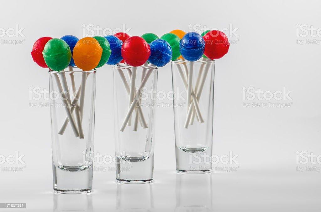 Lollipops 08 royalty-free stock photo