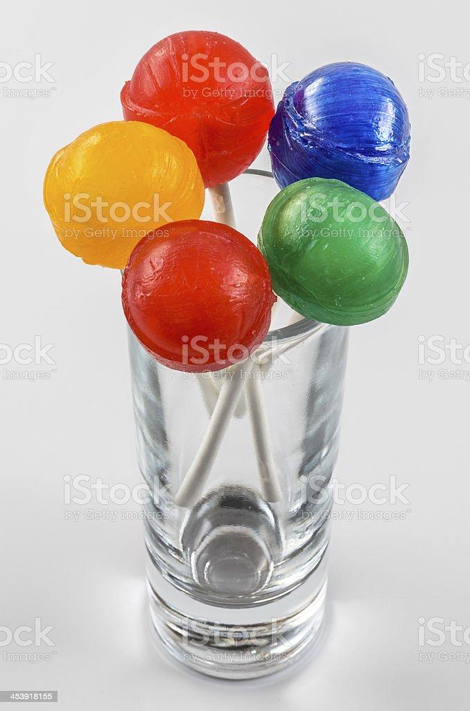 Lollipops 12 royalty-free stock photo