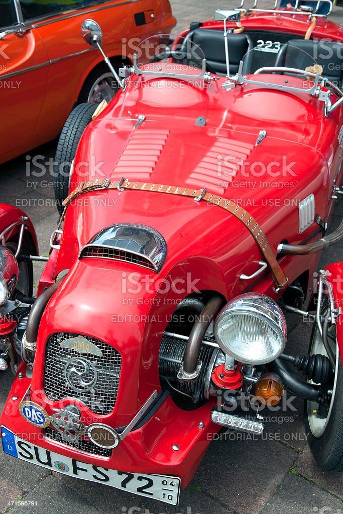 Lomax kit car royalty-free stock photo