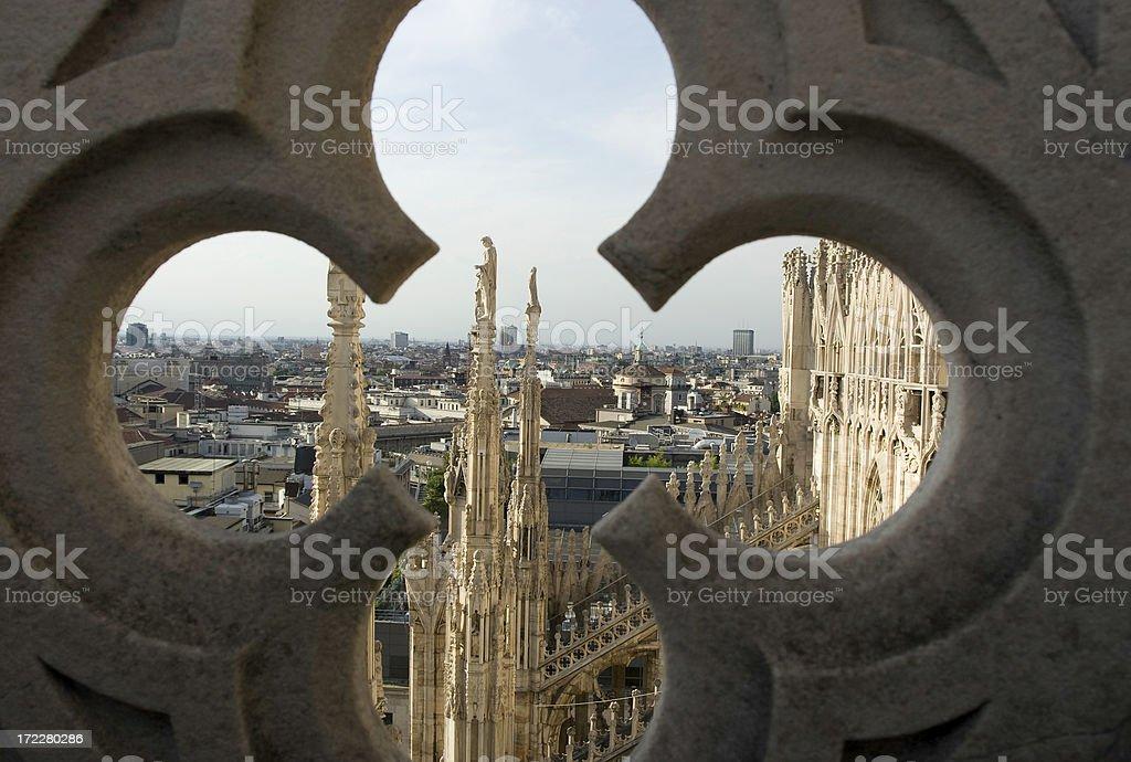 Lombardy royalty-free stock photo