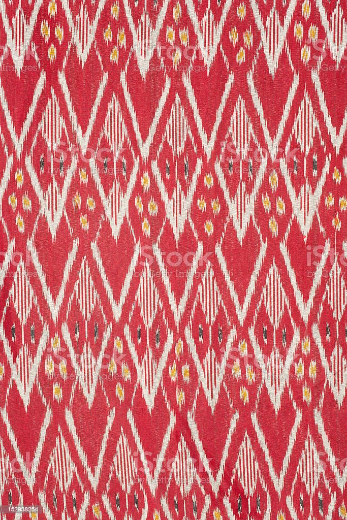 Lombok textile royalty-free stock photo