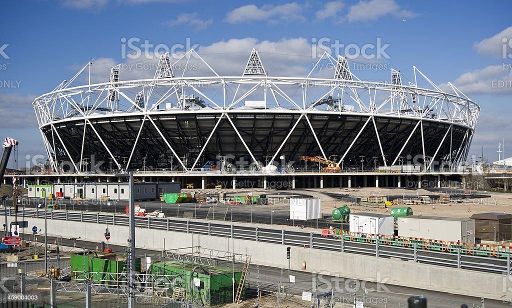 London 2012 Olympics royalty-free stock photo