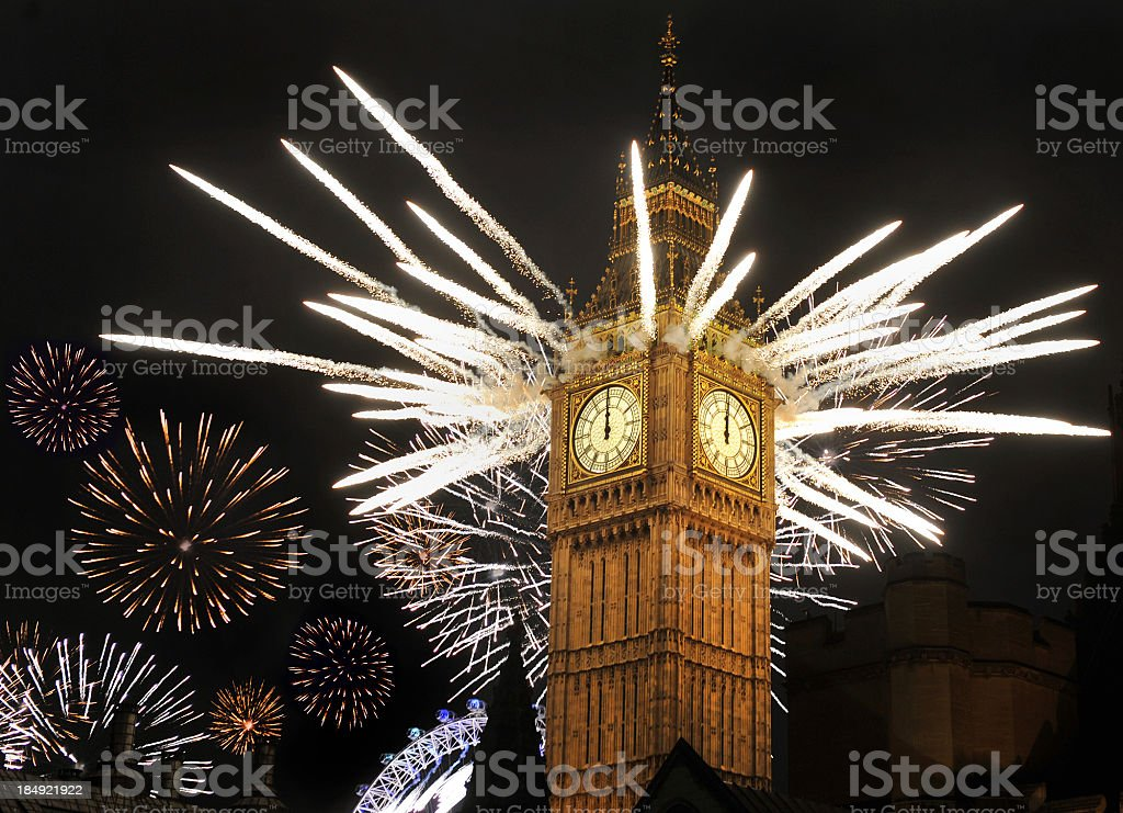 London 2012 royalty-free stock photo