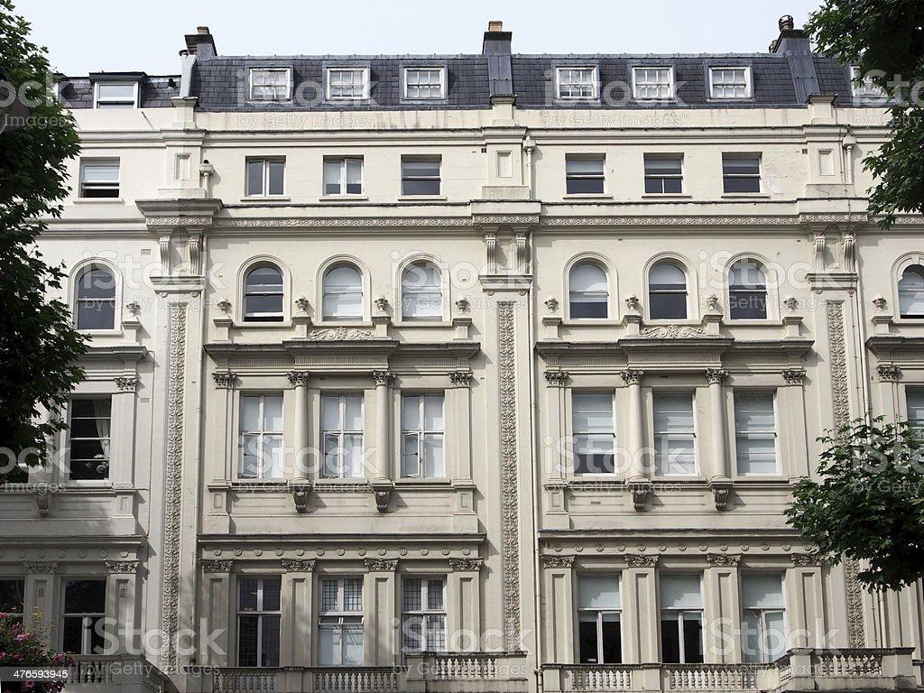 London Apartment Buildings Stock Photo Istock