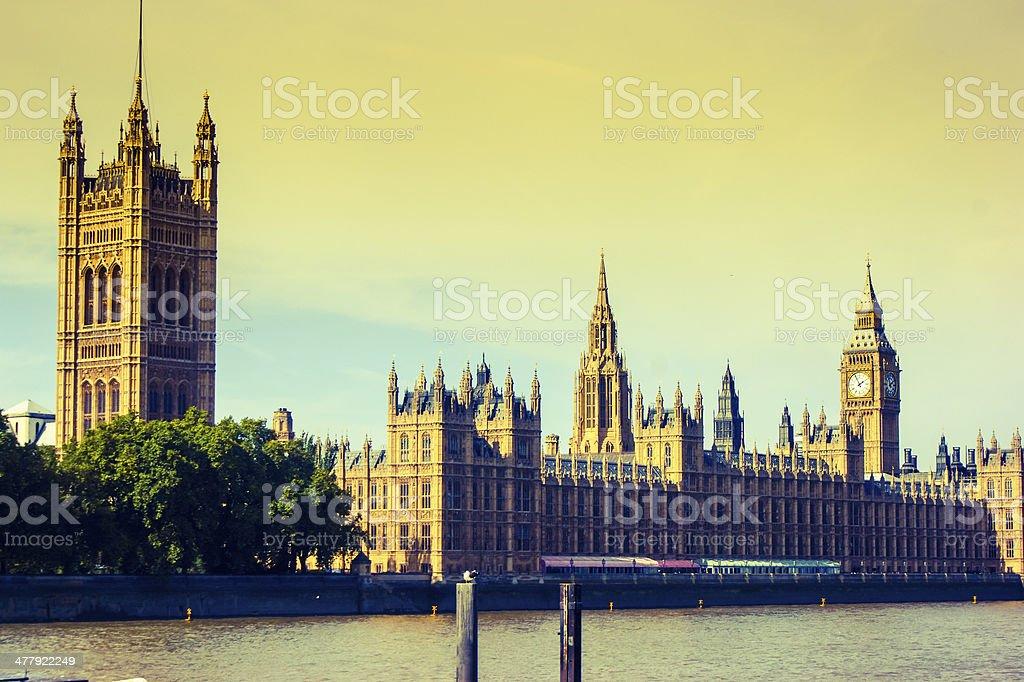 London architecture royalty-free stock photo