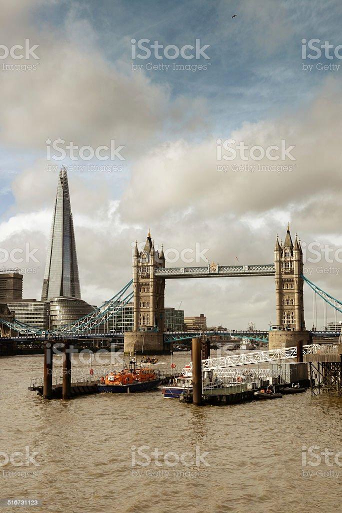 London Architecture stock photo