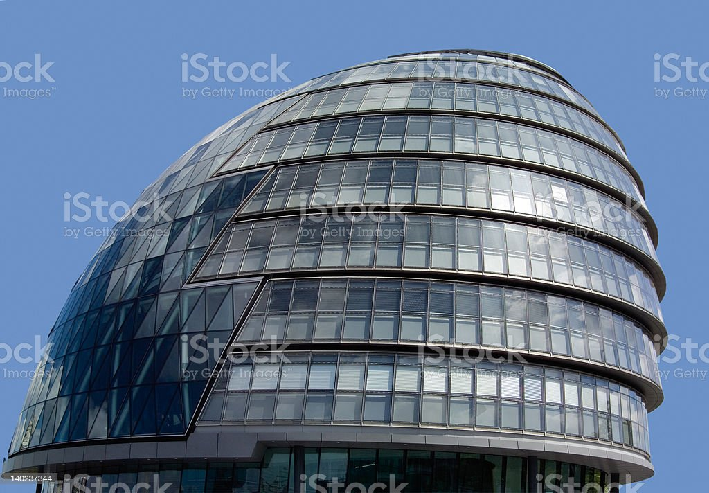 london assembly building royalty-free stock photo