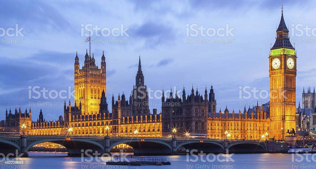 London Big ben royalty-free stock photo