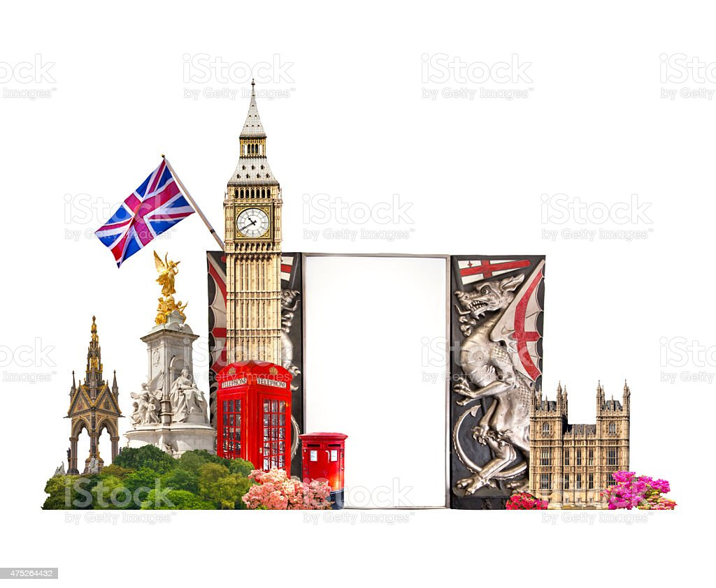 London, Business and tourist's interests stock photo
