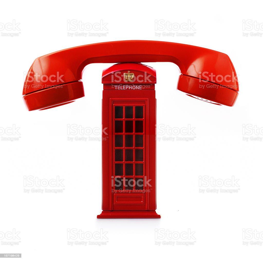 london calling royalty-free stock photo