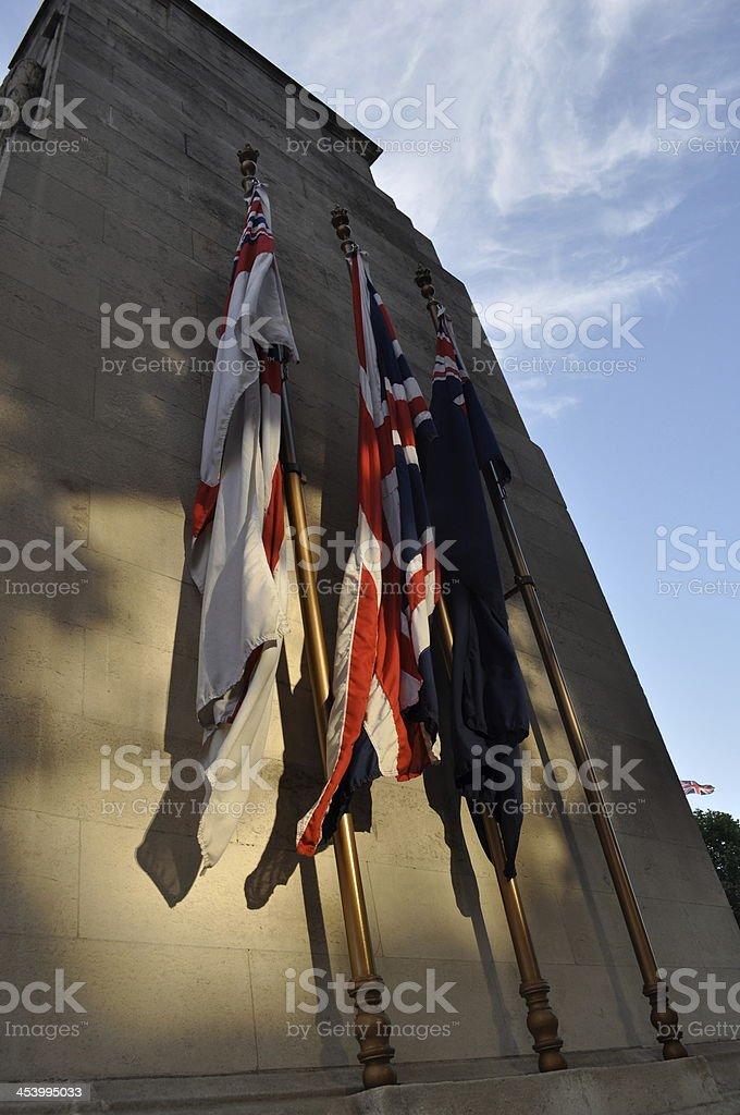 London Cenotaph royalty-free stock photo